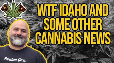 WTF Idaho and some other cannabis news