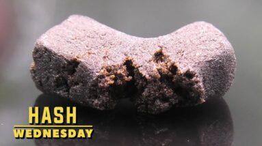 Afghan Horseman Hash Wednesday