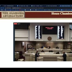 Alabama Legislature Votes on Legalizing Medical Marijuana