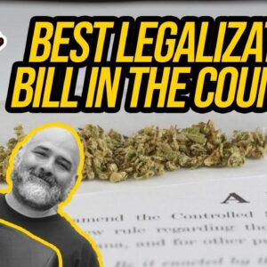 "Minnesota House to Vote on ""Best Legalization Bill in the Country"""