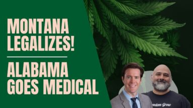 Two Governors Sign Landmark Marijuana Legalization Bills
