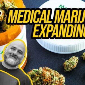 Two Historic Medical Marijuana Bills Head to Governors' Desks