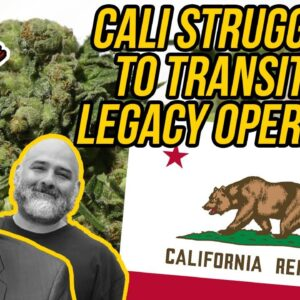 California Offers $100 MILLION to Rescue Its Struggling Legal Marijuana Industry
