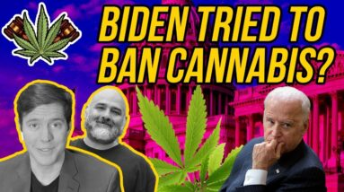 Biden Tried to Ban Marijuana Sales and the House Just Killed His Plan