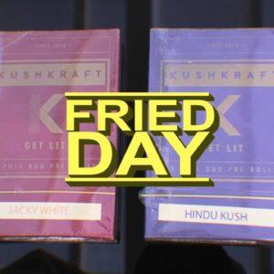 FRIED-DAY: Jacky White Pre-Rolls