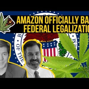Amazon to Stop Testing Workers for Marijuana and Will Lobby Congress for Federal Legalization