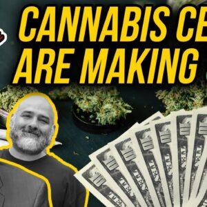 What Top Marijuana CEOs Are Paid