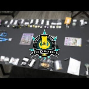 Karma Cup Judges Kit 2021 (Edibles and Topicals)